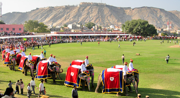 Images of Rajasthan Fairs & Festivals