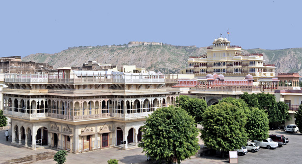 Images of Rajasthan Palaces