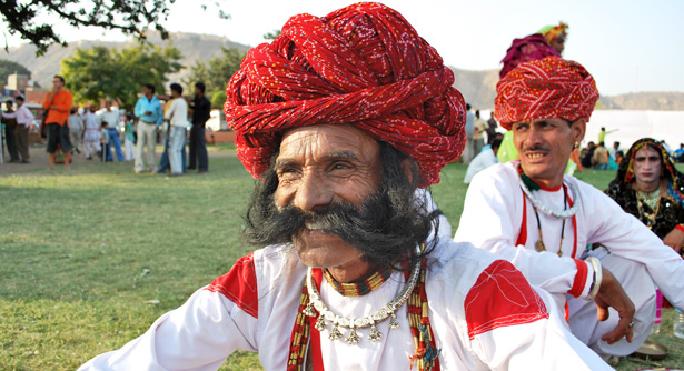 Images of Rajasthan People, Pictures of People of Rajasthan India, Images of Rural Rajasthan People